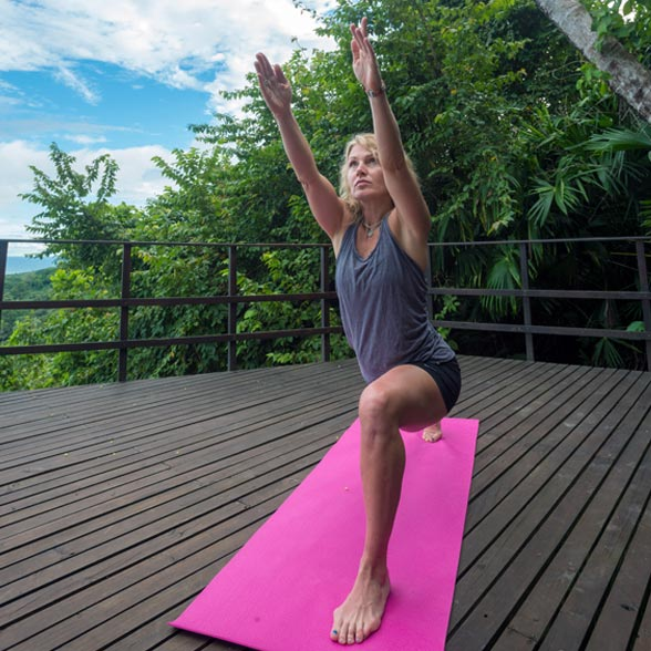 SPA & OCEANFRONT YOGA DECK